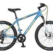 Велосипед Stinger Reload D 26 2017 синий фото