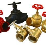 Клапана (вентили) запорные и соединительные фото