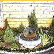 Планировка сада. Проектирование. фото