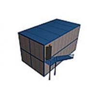 Модульное здание из 4 БК фото