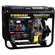 Дизельный генератор FDG5800CXE2 фото