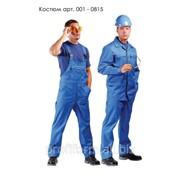 Костюм мужской рабочий летний, арт. 001-0815 фото