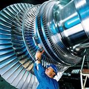 Паровые турбины, генераторы, парогазовые установки, ветротурбины фото