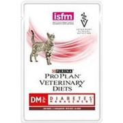 Pro Plan 85г пауч DM Diabetes Management Влажный корм для кошек при сахарном диабете Говядина фото