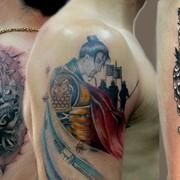Тату татуировки в Астане фото