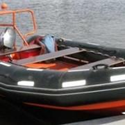 Моторная лодка Tailwind RIB 470 фото