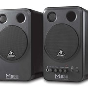 Активные студийные мониторы Behringer MS16 Monitor Speakers (пара) фото