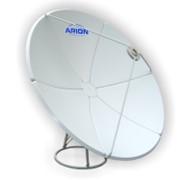 Антенны спутникового телевидения, Спутниковая антенна 1,8 сегментная, прямофокусная фото