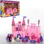 Замок SG-2938 принцессы с каретой фото