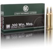 Патроны для нарезного оружия RWS (.300 Win.Mag.) KS (165 grs)(10,7г.) #2117649 фото