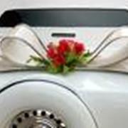 Прокат, аренда свадебных автомобилей фото