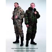 Костюм мужской для защиты от пониженных температур фото