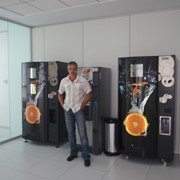 Автомат торговый ZumeX Vending New фото