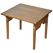 Стол складной деревянный фото