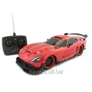 Машина на радиоуправлении, Dodge viper SRT 1:18 фото