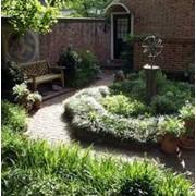 Сады в стиле Прованс фото