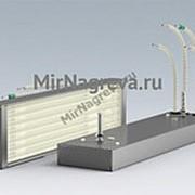 Кварцевая ИК кассета FQE 247*62,5*22 мм, 1000 Вт/230 В, провод 100 мм, с т/п фото