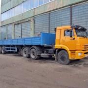 Аренда и услуги длинномера в Павлодаре и области. фото