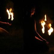 Огненное шоу Сумы Ренессанс фото