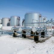 Строительство складов хранения нефти и нефтепродуктов фото