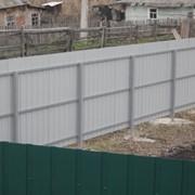 Услуги по строительству ограждений, оград, заборов. Благоустройство объектов недвижимости. фото
