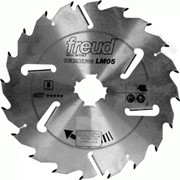 Дисковые пилы Freud / дисковые пилы для многопильных станков Freud, с твердосплавными напайками и подрезными зубьями LM 05 фото