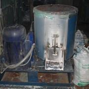 Агломератор для измельчения и перерабоки полимерных отходов и получения агломерата фото