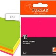 Бумага 831395 Tukzar Tz-F для заметок 200 листов с липким слоем 4 цвета мм_76*76 ( 1 шт.) фото
