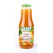 Нектар абрикосовый с мякотью Vita Premium фото