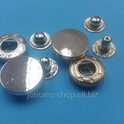 Кнопки металл Альфа d 12мм фото