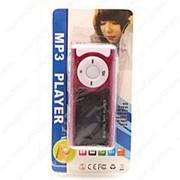 MP3 плеер (Розовый) фото