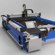 Станок лазерной резки LaserCut-3015-1 на базе линейных приводов и иттербиевого лазера фото