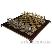Шахматы S17RED фото