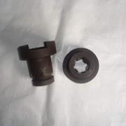 Полумуфта на шнек ДЕ 3130-125Ц1-31-440 фото