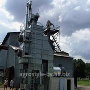Зерносушилки порционные, тип PGO (на жидком топливе без теплообменника) фото
