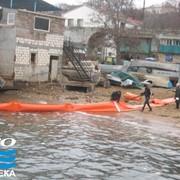 Аварийные надувные боновые заграждения Севастополь фото