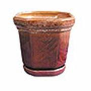 Вазоны керамические арт М-13 фото