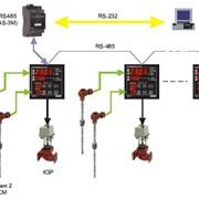 Системы автоматизации пропарки - тепловой обработкой бетонных изделий фото