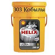 Shell Масло моторное HELIX ULTRA 5W40 20л фото