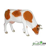 Фигура дачная большая Корова фото