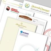 Бланки, Печать Бланков в Алматы фото