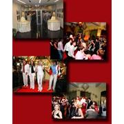 Организация и проведение свадеб, юбилеев корпоративных вечеринок фото