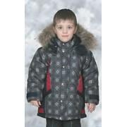 Куртка с мехом Модель М 6079 фото