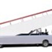 Трапы пассажирские. СПТ-154 удлиненный фото
