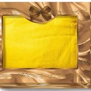 Коробка-сундучок малый (для одного полотенца 70х140) Шоколад 285х230х50 фото