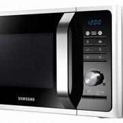 Мікрохвильова піч Samsung MS 23 F 301 TFW BW фото