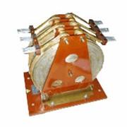 Реактор РТТ-0,38-50-0,14 для ограничения токов короткого замыкания в электрических сетях частотой 50Гц, а также могут применяться в качестве индуктивного балластного сопротивления в схемах тиристорных преобразователей. фото