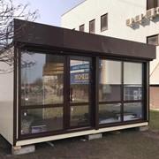 Павильон для офиса UNIT A 22 (6х5 м) фото