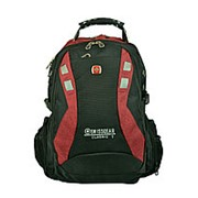 SWISSGEAR Рюкзак 35L 9371# USB RED фото
