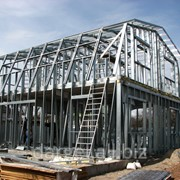 Обследование строительных конструкций. фото